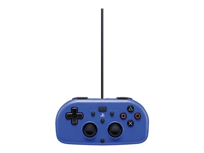 HORI Mini Wired Gamepad - Gamepad - wired - for Sony PlayStation 4