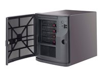 Supermicro SC721 TQ-250B - Mini Tower