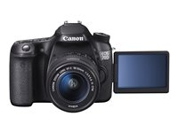 Canon EOS 70D Digital camera SLR 20.2 MP APS-C 1080p body only Wi-Fi