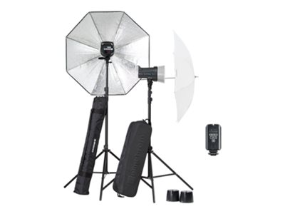 D-Lite RX 2/2 Umbrella To Go - kit illuminazione strobe