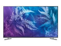 "Samsung QE65Q6FAMT - 65"" Class Q6F Series QLED TV - Smart TV - 4K UHD (2160p) 3840 x 2160 - HDR - local dimming, UHD dimming - silver"