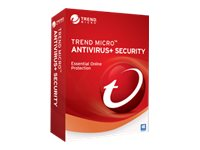Trend Micro AntiVirus + Security 2018