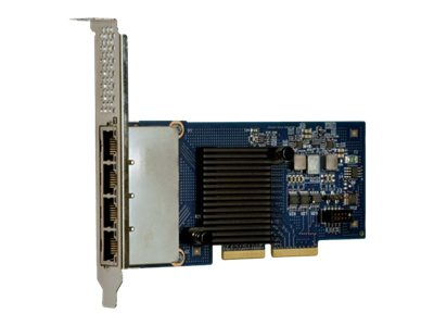 Intel I350-T4 ML2 Quad Port GbE Adapter for IBM System x - Adaptateur réseau - ML2 - Gigabit Ethernet x 4 - pour System x3750 M4; x3850 X6; x3950 X6