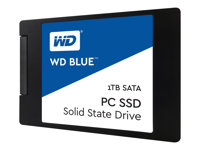 WD, SSD Blue 1TB 2.5 7mm SATA Gen 3