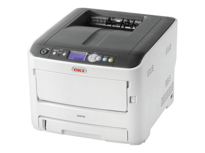 OKI C612dn Printer color Duplex LED A4 1200 x 600 dpi