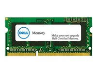 Dell - DDR3L - 4 GB - SO DIMM 204-pin