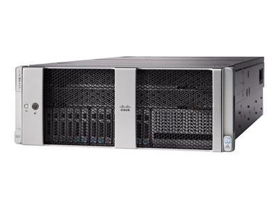 Cisco UCS C480 M5 Standard Base Chassis - rack-mountable - no CPU - 0 GB