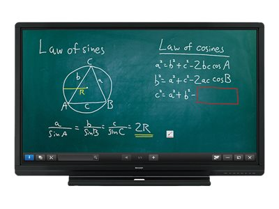 Sharp PN-C605B 60INCH Class (60.125INCH viewable) Aquos Board LED display