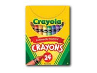 Crayola Crayon assorted colors pack of 24
