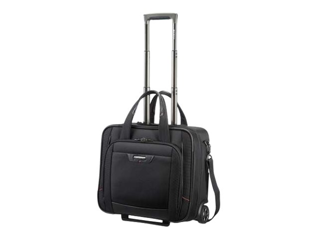 Samsonite Pro-DLX4 Toploader with Wheels - Notebook-Tasche - 41.7 cm (16.4