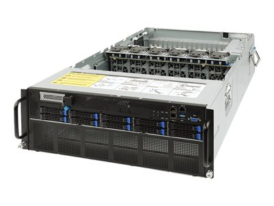 Gigabyte G482-Z51 (rev. 100) Server rack-mountable 4U 2-way no CPU RAM 0 GB SATA