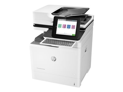 HP LaserJet Enterprise Flow MFP M681f Multifunction printer color laser