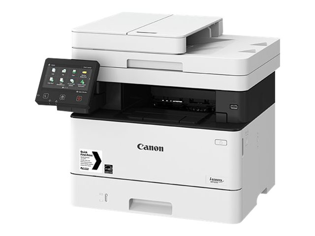 Canon i-SENSYS MF429x - Imprimante multifonctions - Noir et blanc - laser - A4 (210 x 297 mm), Legal (216 x 356 mm) (original) - A4/Legal (support) - jusqu'à 38 ppm (copie) - jusqu'à 38 ppm (impression) - 350 feuilles - 33.6 Kbits/s - USB 2.0, Gigabit LAN, Wi-Fi(n)