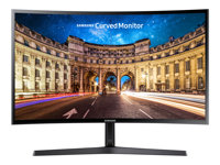 "Samsung CF396 Series C27F396FHU - Écran LED - incurvé - 27"" - 1920 x 1080 Full HD (1080p) - VA - 250 cd/m² - 3000:1 - 4 ms - HDMI, VGA - noir brillant"