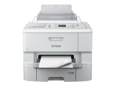 Epson WorkForce Pro WF-6090DW - Printer - colour - Duplex - ink-jet -  A4/Legal - 4800 x 1200 dpi - up to 34 ppm (mono) / up to 34 ppm (colour) -