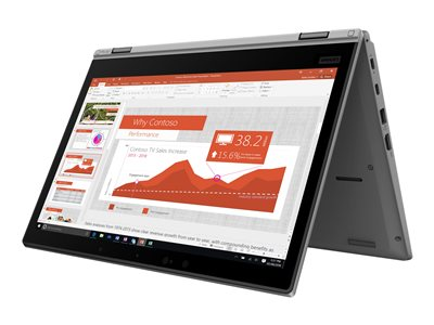Lenovo ThinkPad L390 Yoga 20NT Flip design Core i5 8365U / 1.6 GHz Win 10 Pro 64-bit