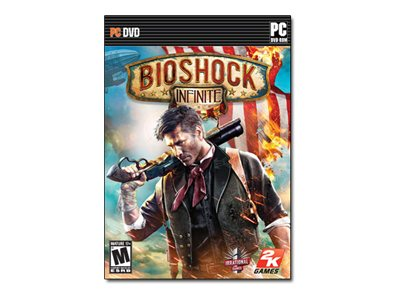 BioShock Infinite Win DVD