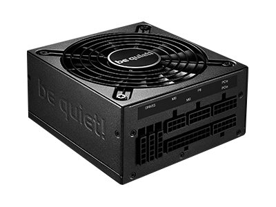 be quiet! SFX-L Power 500W - Stromversorgung (intern) - ATX12V 2.4/ SFX12V 3.3 - 80 PLUS Gold - Wechselstrom 100-240 V - 500 Watt