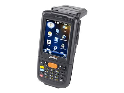 Janam XM2-RFID for Rail - data collection terminal - Win Embedded Handheld  6 5 - 3 2%22