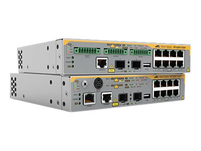 Allied Telesis AT x320-11GPT - switch - 8 ports - managed - rack-mountable
