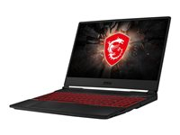 MSI GL65 9SDK 025 Core i7 9750H / 2.6 GHz Windows 10 Home 16 GB RAM 512 GB SSD NVMe