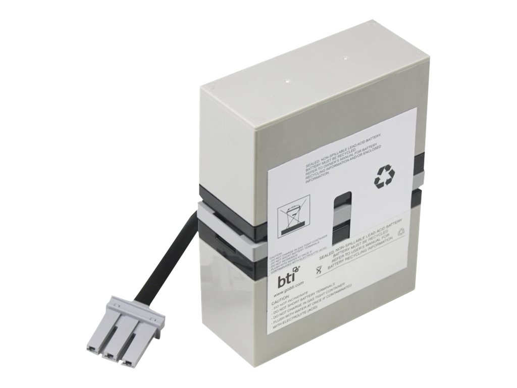 BTI Replacement Battery #32 for APC - UPS battery - lead acid