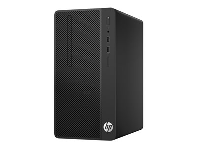 HP 285 G3 Minitower 2400G 8GB 256GB Windows 10 Pro 64-bit