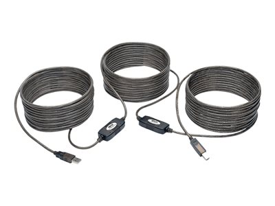 Black 2.6FT USB 2.0 Cable Type A Male to Type A Male Cable Cord Black 480 Mbps