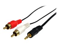 StarTech.com 6 ft Stereo Audio Cable