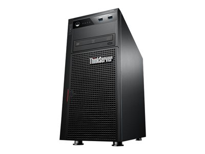 Lenovo ThinkServer TS440 70AN Server tower 5U 1-way 1 x Xeon E3-1225V3 / 3.2 GHz