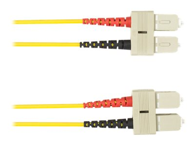 Black Box patch cable - 1 m - yellow