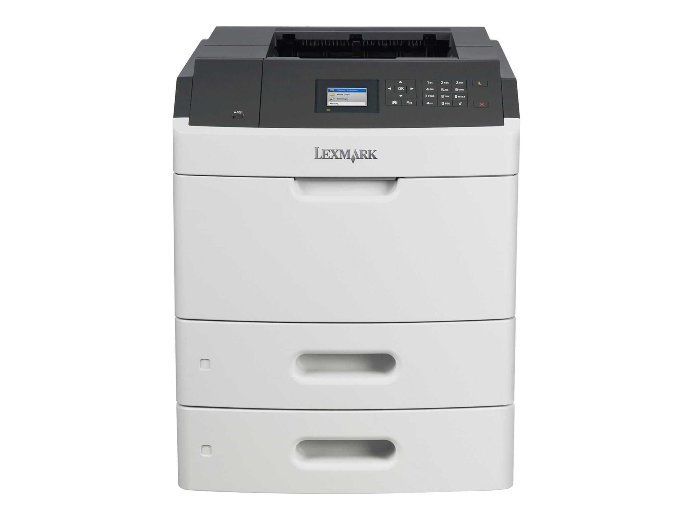 Lexmark MS810dtn - Drucker - monochrom - Duplex - Laser - A4/Legal