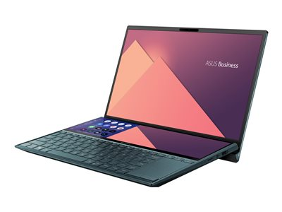 ASUS ZenBook Duo UX481FL 14' I7-10510U 1TB MX250 / Intel UHD Graphics 620 Windows 10 Pro 64-bit