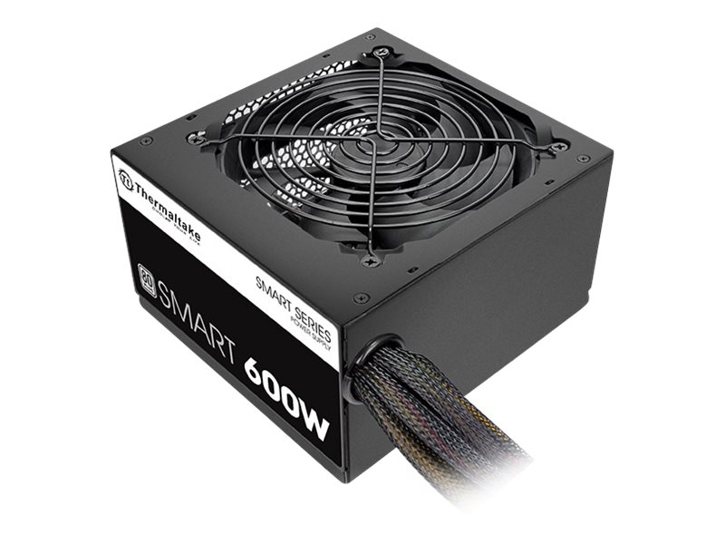 Thermaltake SMART SP-600AH2NKW - power supply - 600 Watt