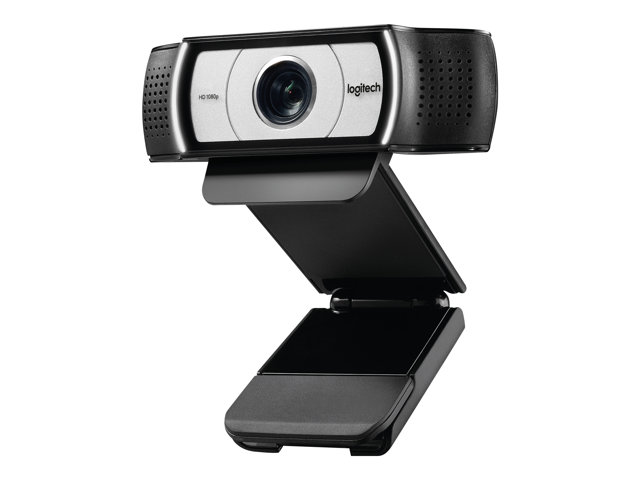 Image of Logitech Webcam C930e - web camera