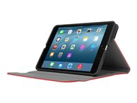 Versavu iPad mini 1/2/3/4 Red, Versavu iPad mini 1/2/3/4 Red