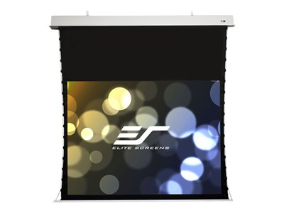 Elite Screens Evanesce Tab-Tension Series ITE100VW2-E8 Projection screen in-ceiling mountable