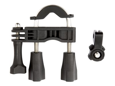 Veho Muvi Universal Pole/Bar Mount for Bikes, Roll Cages, Boat Rigging with Tripod Mount