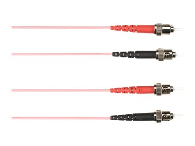 Black Box patch cable - 7 m - pink