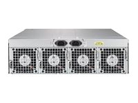 """Supermicro 3U MicroCloud 12 Nodes 24x 3.5"""" Fixed Drive Bays SuperServer 5039MS-H12TRF"""