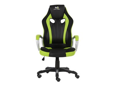 Nordic Gaming Challenger Gaming Chair Green Black