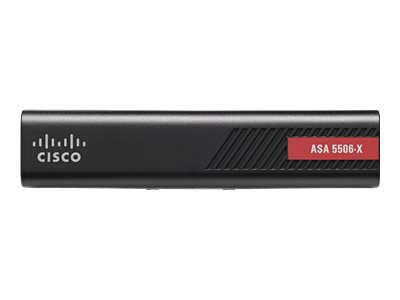 equal2new CISCO ASA 5506-X NETWORK SECURITY FIREWALL APPLIANCE