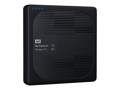 WD My Passport Wireless Pro 4 TB