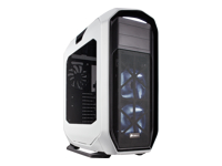 Corsair Graphite Series 780T - Full tower - XL-ATX - no power supply ( ATX ) - white - USB/Audio