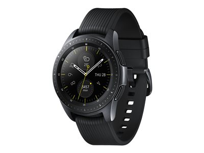 Samsung Galaxy Watch 42 mm Sort Smart ur