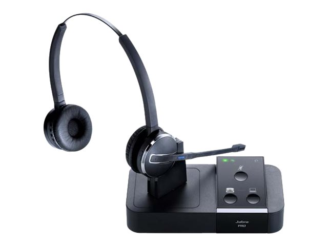 jabra pro 9450 duo manual