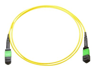 Axiom network cable - 10 m - yellow