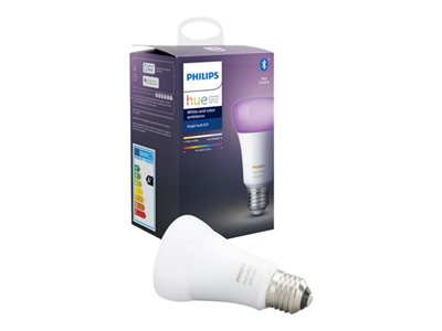 Philips Hue White and Color Ambiance 25000timer 9W