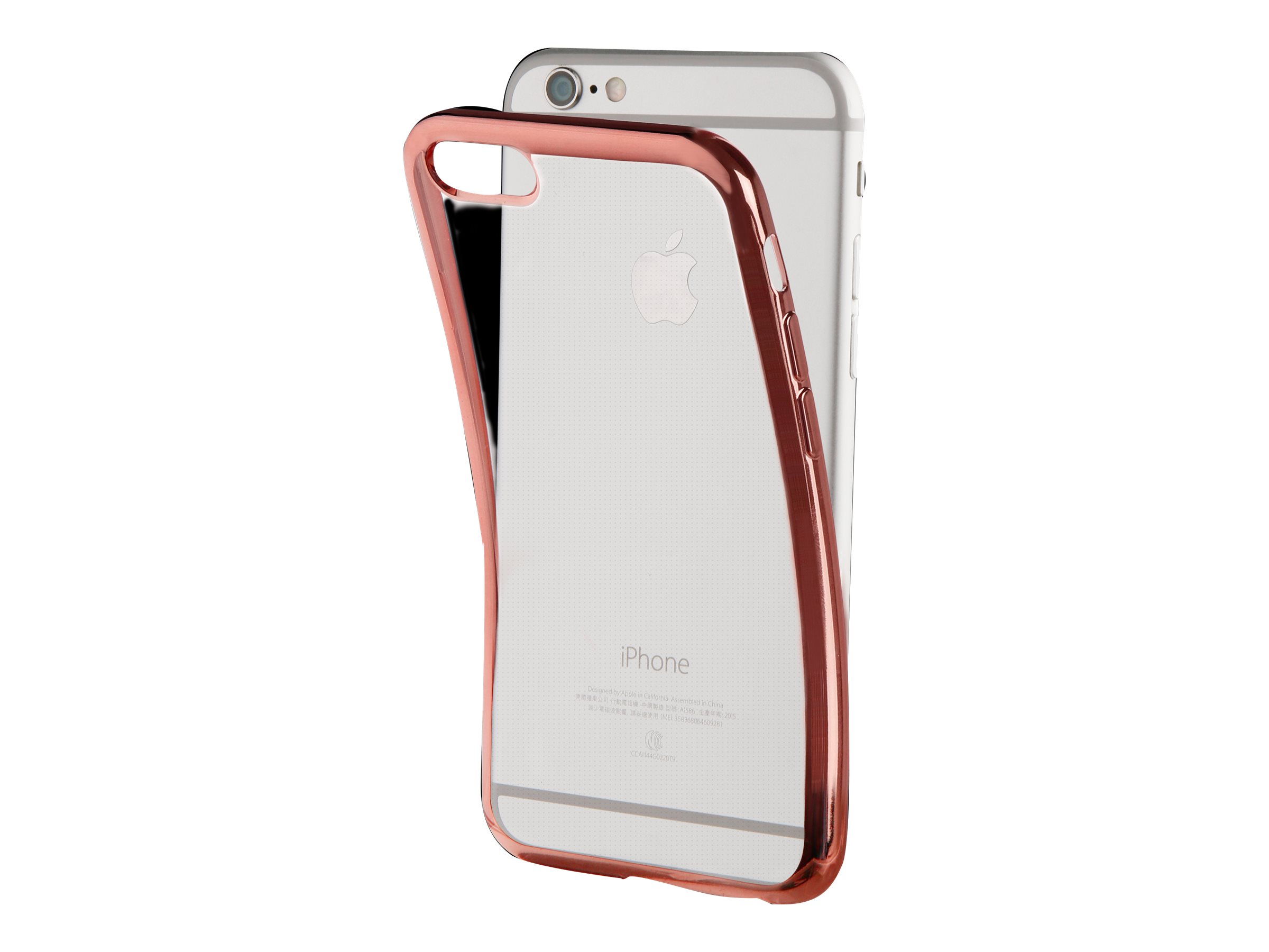Muvit - Coque de protection pour iPhone 7 Plus - rose