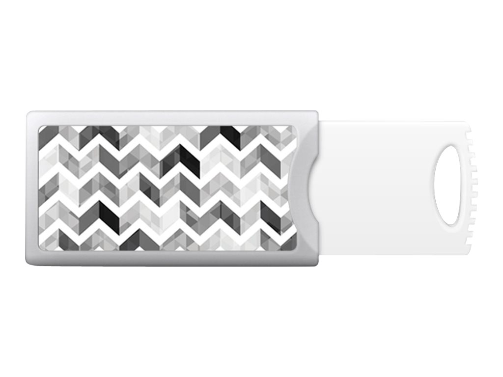 OTM Prints Series Classic Push - USB flash drive - 8 GB